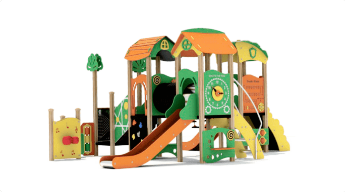 Qitele Playground Equipment