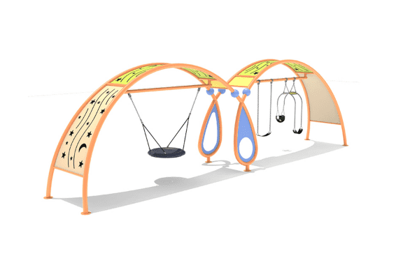 Qitele Playground Equipment